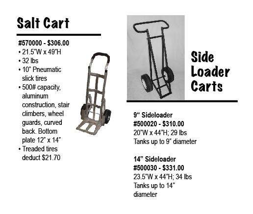 Salt Side Loader
