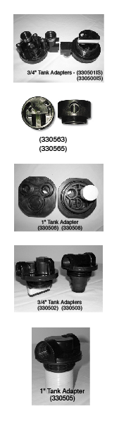 Tank Adapters Photo GRP